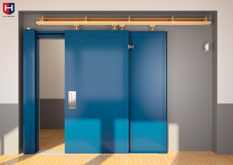 les portes coupe feu pomapi. Black Bedroom Furniture Sets. Home Design Ideas
